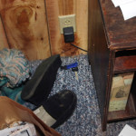 photos-of-key-and-bookcase-where-key-was-reportedly-found
